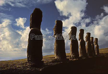 south america chile easter island the