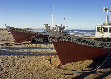 south america uruguay cabo polonio boats