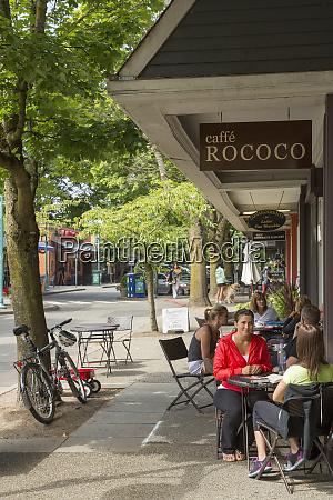 usa washington state kirkland coffee shop