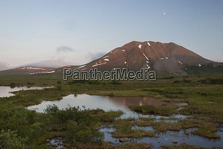 sub arctic landscape