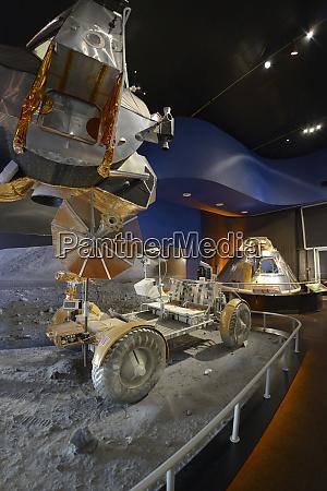usa washington seattle boeing lunar roving