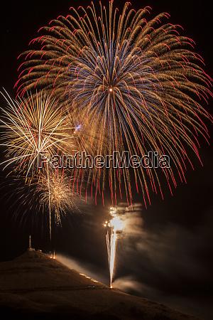 usa colorado salida july 4th fireworks