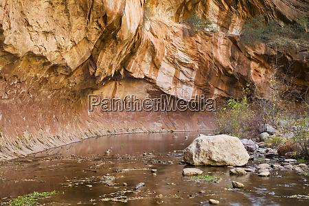 az arizona oak creek canyon coconino