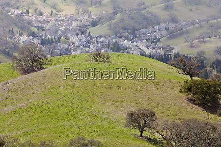 usa california walnut creek view of