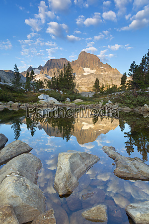 usa california inyo national forest rocky