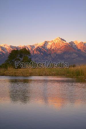 usa california sierra nevada mountains mountains