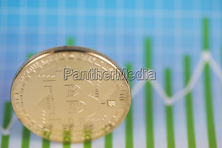 cryptocurrency concept virtual currency background bitcoin