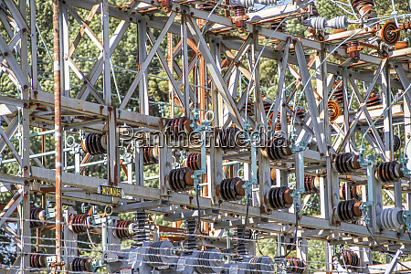 electrical infrastructure cape cod massachusetts usa