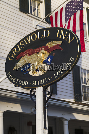 usa connecticut essex griswold inn oldest