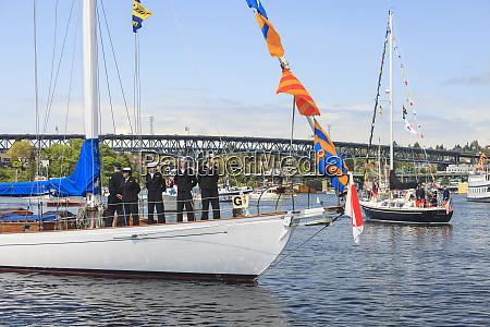 opening day of boating celebration seattle
