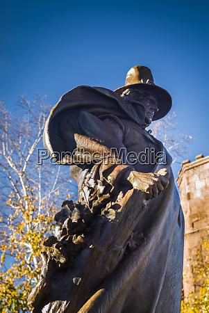 usa massachusetts salem statue of roger