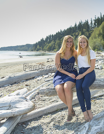 teen sisters family reunion fox spit