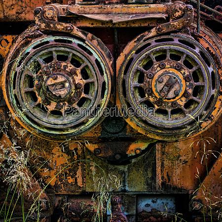 usa alaska rusting machinery credit as