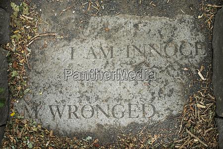usa massachusetts salem witch trials memorial