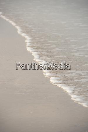 usa florida new smyrna beach sea