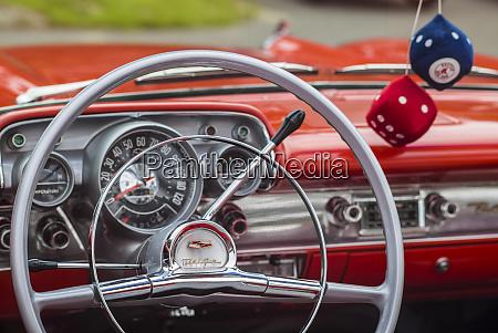 usa massachusetts beverly antique cars 1957
