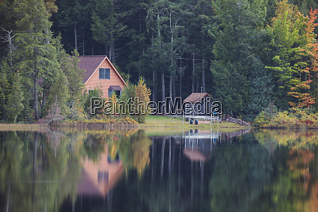 home on andrus lake autumn upper