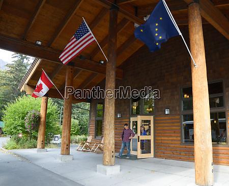 seward lodge is a great place