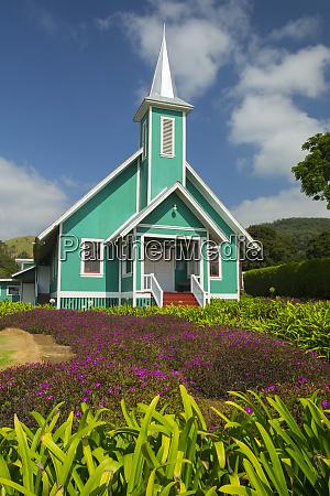 ke ola mau loa church 1931