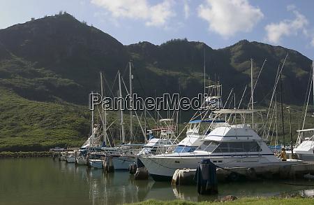 usa hawaii kauai nawiliwili harbor rf
