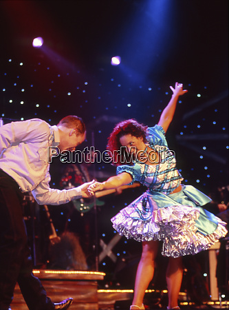 dancers performing onstage in branson missouri