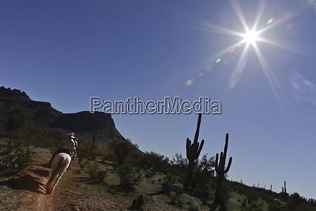 trail riding tucson arizona usa