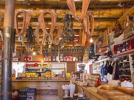 arizona ganado hubbell trading post a