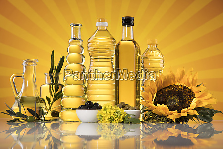 cooking and food oil products extra