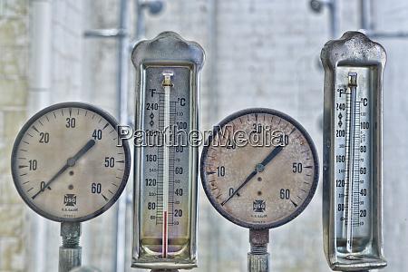 usa arkansas hot springs plumbing gauges