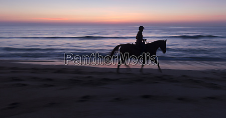 morning ride vilano beach florida mr
