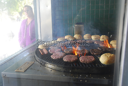 round burger grill sausalito california