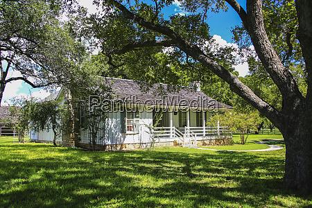 usa stonewall texas birthplace of president