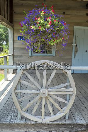 wagon wheel round top texas usa