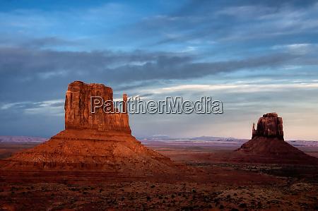 usa utah monument valley navajo tribal