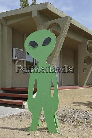usa nevada beatty green plywood alien