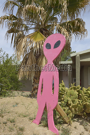 usa nevada beatty pink plywood alien