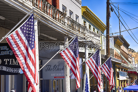 usa nevada virginia city 4th of