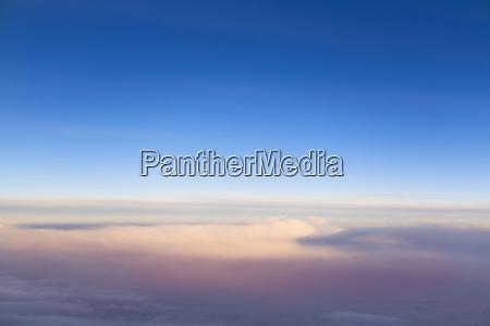 blue skies on over hawaii airspace