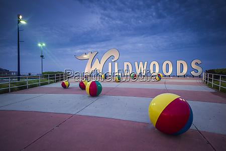 usa new jersey wildwoods wildwoods welcome