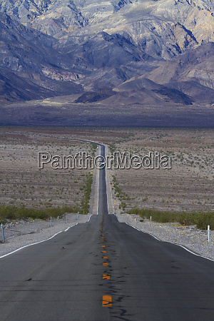 state route 190 through death valley