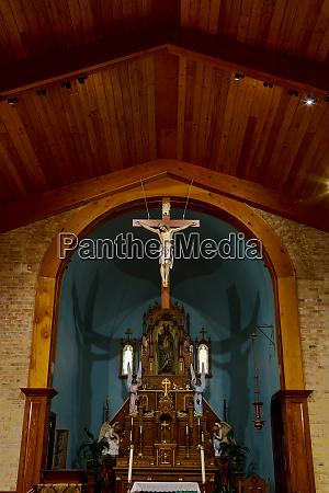 usa new mexico las cruces altar