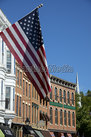 galena historic mining town in nw
