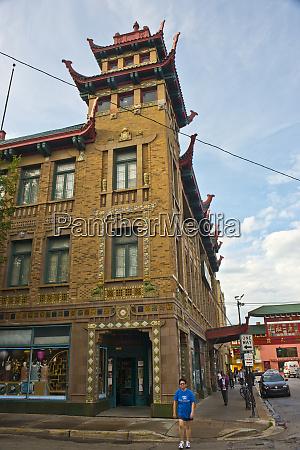 usa illinois chicago chinatown s wentworth