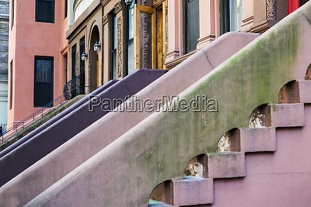 building exteriors in harlem new york