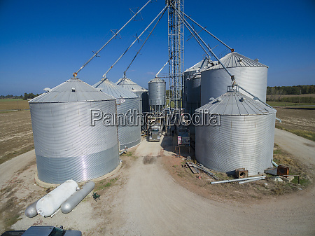grain bins and elevator marion county