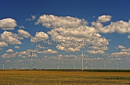 usa mid north indiana wind farm