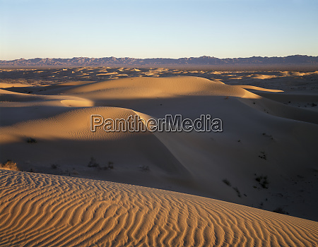 california imperial sand dunes patterns of