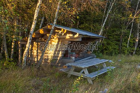 the roach farm campsite on the