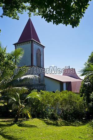 the christian church of vao ile