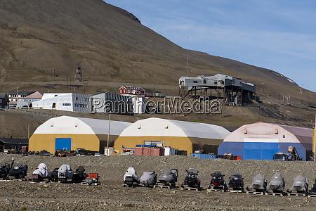 norway barents sea svalbard archipelago spitsbergen